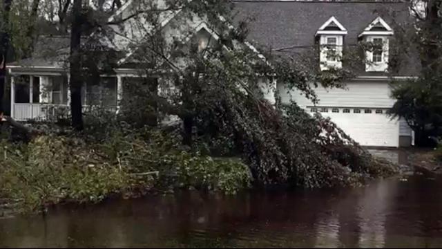 Wilmington neighborhood floods