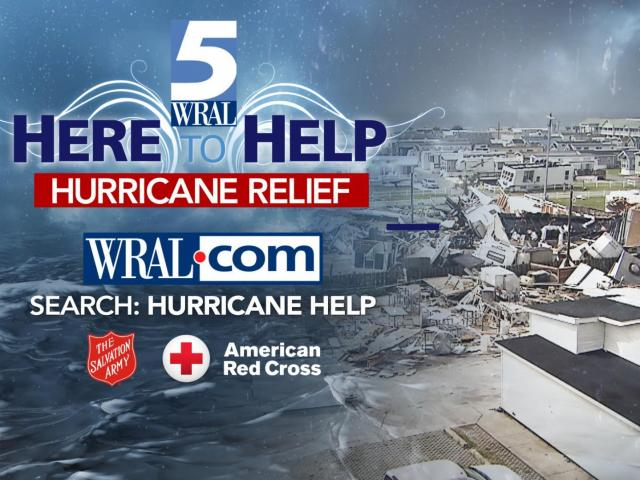 Get help, give help: Recovering after Hurricane Dorian
