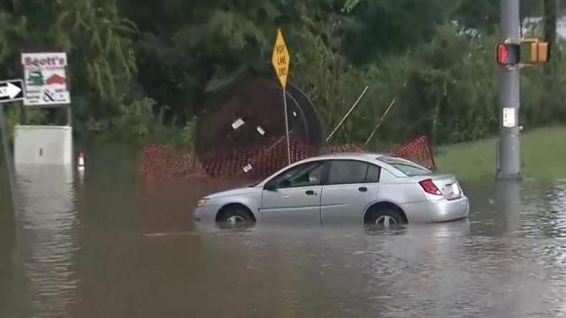 Durham Schools On Holding Class Amid Flooding Tornado Warning We