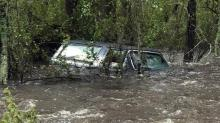 IMAGES: Latest: Florence-related deaths in NC up to 25