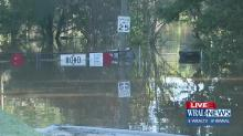 IMAGES: Man drowns in trailer near Cape Fear River