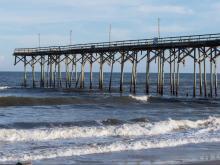 NC Coast Hurricane Florence update - September 28, 2018