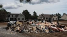 IMAGES: Homes flooded but no flood insurance: Cross Creek residents struggle after Florence