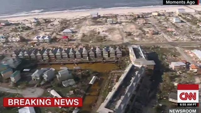Before and after: Mexico Beach :: WRAL com