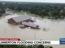 Robeson County residents on alert as Hurricane Dorian inches closer