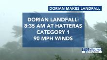 IMAGES: Dispatches from Dorian coverage: Ocracoke flooded, Hatteras battered, but other coastal areas returning to normal