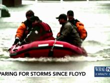 State officials say they've learned a lot after Hurricane Floyd