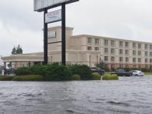 Hurricane Florence floods New Bern