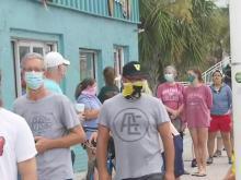 Carolina Beach braces for Isaias