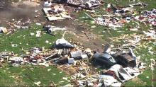 IMAGES: Latest: Sky 5 video shows tornado destruction in Bertie County neighborhood