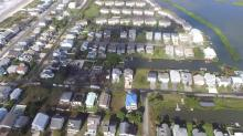 IMAGES: Residents allowed back on Ocean Isle Beach, where Isaias made landfall