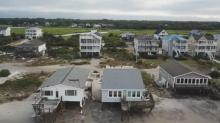 IMAGE: Hurricane Isaias leaves more than $10 million in damages at Oak Island