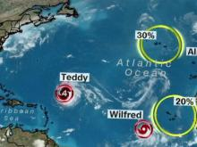 Busy season: All hurricane names used for 2020