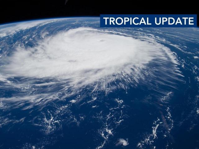 Tropics heat back up, two disturbances spotted near Yucatan