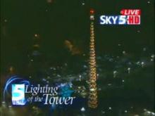47th Annual WRAL Tower Lighting