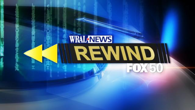 Gerald Owens, the host of WRAL's Rewind and anchor of the WRAL News at 11, will bike in Durham.