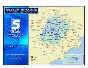 Raleigh-Durham-Fayetteville Television Market