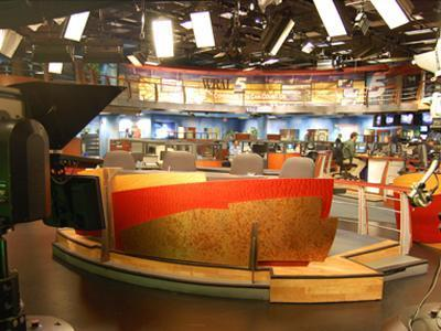 WRAL newsroom