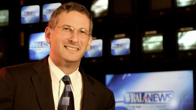 Steve Hammel, WRAL-TV Vice President & General Manager