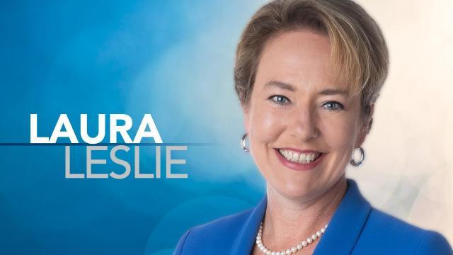 Laura Leslie