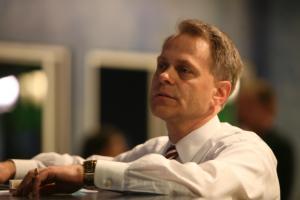 WRAL news director Rick Gall