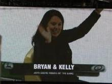 WRAL.com web editor rides Olympia at Canes game
