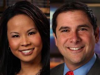 Renee Chou and Bruce Mildwurf