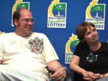 Couple wins $1 million