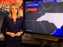 Debra Morgan, election 2012