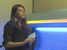 Under 18 tanning ban is up for a house vote