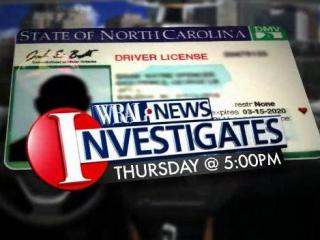 WRAL Investigates: Restricted licenses
