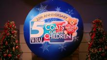 IMAGES: 2013 WRAL Coats for the Children