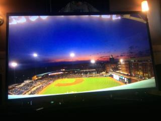 "WRAL debuted the 4K documentary ""Take Me Out to the Bulls Game"" for special guests at Durham Bulls Athletic Park."