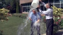 Bruce Mildwurf takes #IceBucketChallenge