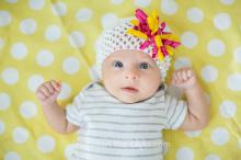 WRAL's Tara Lynn shares photos of her new daughter, Claire.
