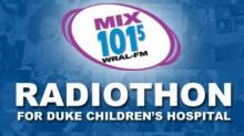 IMAGE: MIX 101.5 Radiothon moves to the weekend