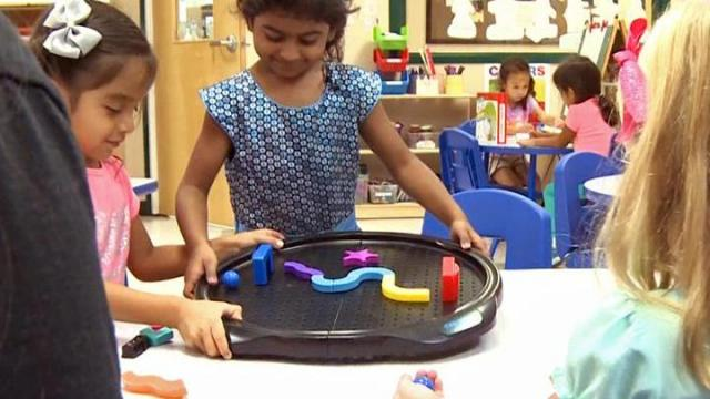Tiny testers: Preschoolers put toys to the test