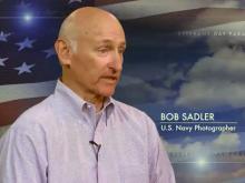 Sadler: I grew up in the Navy