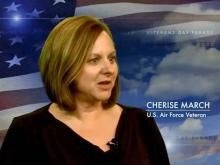 March: Military service helped me land a job