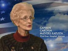 Kapusta: I was honored to volunteer in Vietnam