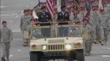 IMAGES: 2015 Fayetteville Veterans Day parade