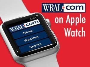 WRAL.com is now on the Apple Watch