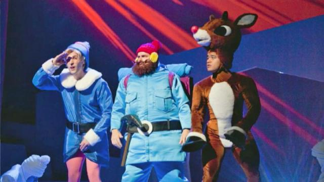 'Rudolph the Red-Nosed Reindeer' to play in Raleigh