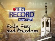 On the Record: Faith, Fear and Freedom