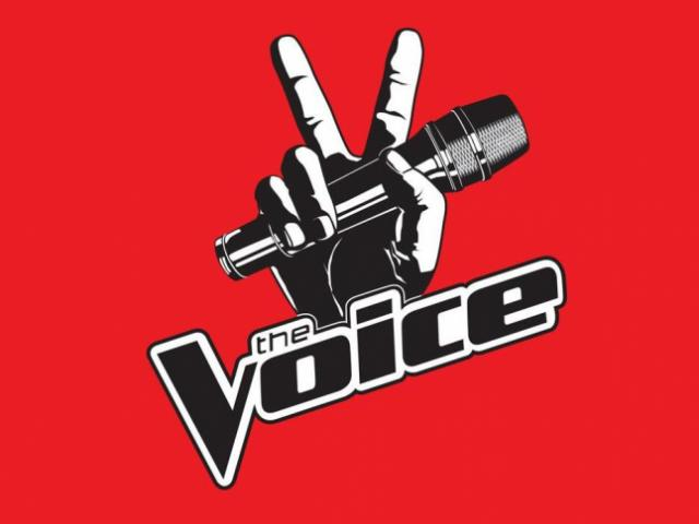 """THE VOICE -- Pictured: """"The Voice"""" Logo -- (Photo by: NBCUniversal)"""