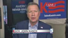 Kasich: North Carolina is a pivotal state