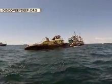 RAW: Second tugboat sinks into Atlantic