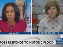 Red Cross: Volunteers, money needed in response to Louisiana flooding