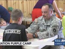 'Operation Purple Camp' helps kids of service members