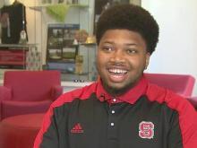 Wolfpack freshman wants to shake up solar, education